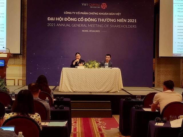 CEO Tô Hải (VCI): Thị phần môi giới không còn quá quan trọng mà ảo khá nhiều