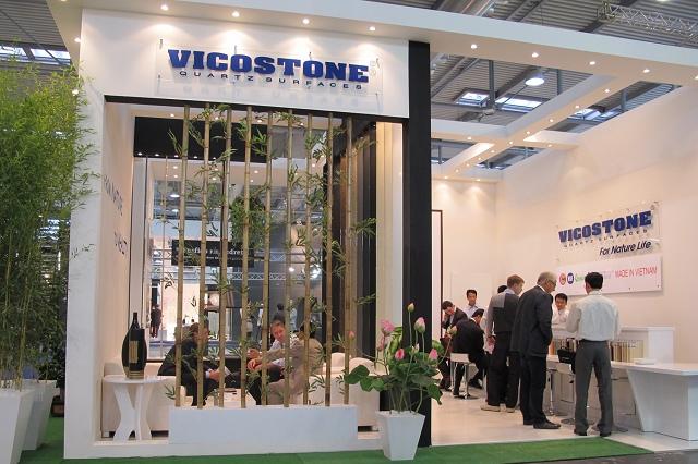 Vicostone báo lãi ròng quý 2/2021 tăng 75%, đạt 448 tỷ đồng