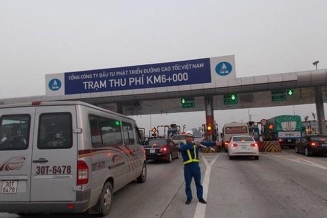 VEC công bố doanh thu toàn tuyến cao tốc trong dịp Tết Nguyên đán
