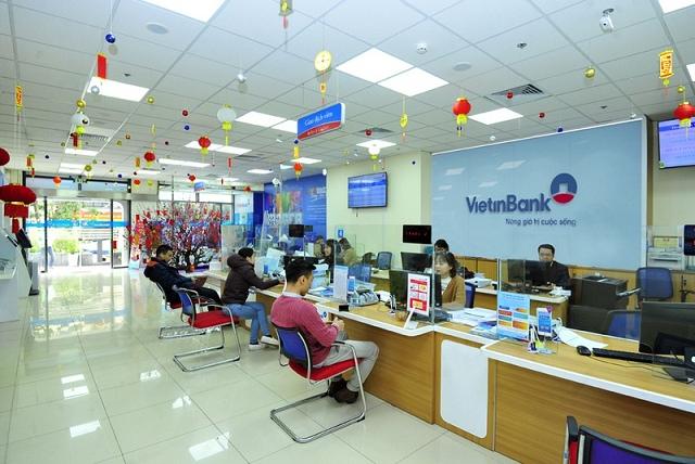 NHNN sắp nhận hơn 1,200 tỷ đồng tiền cổ tức từ VietinBank