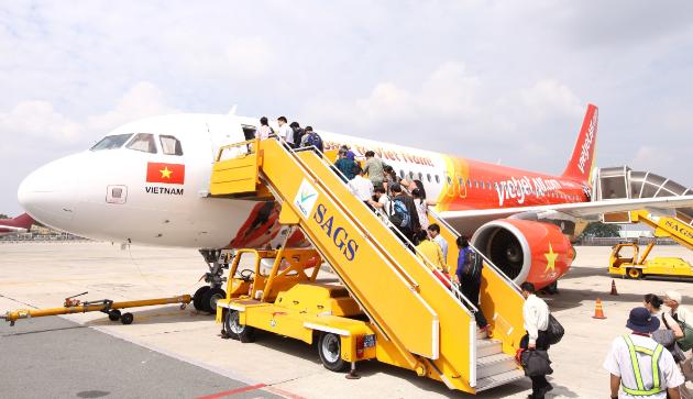 Vietjet công bố kết quả kinh doanh tháng 5