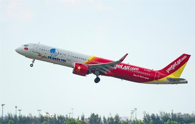 Vietjet báo lãi trong quý 1/2021 nhờ phát triển dịch vụ hàng không, đầu tư dự án