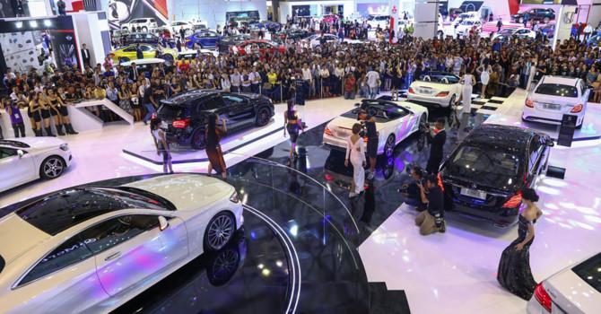 """Không còn giảm giá sốc, Honda sụt giảm hơn 50% thị phần, Thaco lại """"lội ngược dòng"""""""