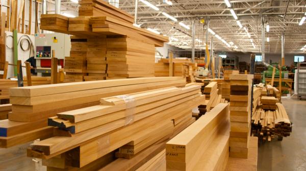 2 tháng xuất khẩu đạt 2.441 triệu USD, gỗ là điểm sáng trong bức tranh xuất khẩu