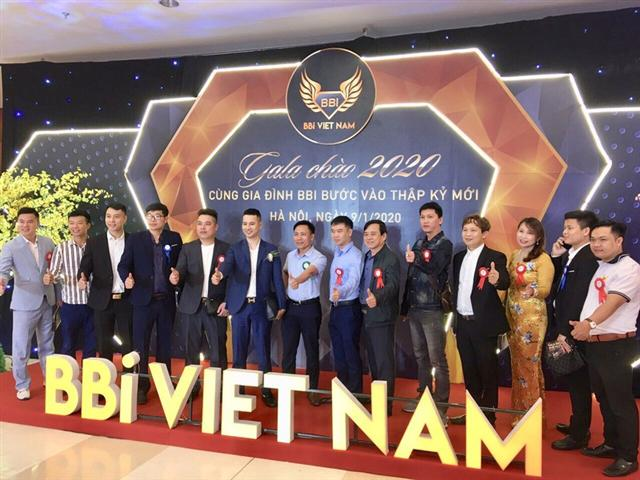 BBI Việt Nam bị tố chiếm đoạt nhiềutỷ đồng của nhà đầu tư