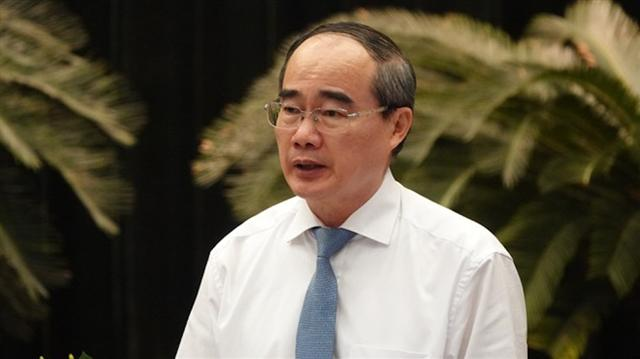 Bí thư TP.HCM đề nghị cách ly Đà Nẵng như ở Vũ Hán