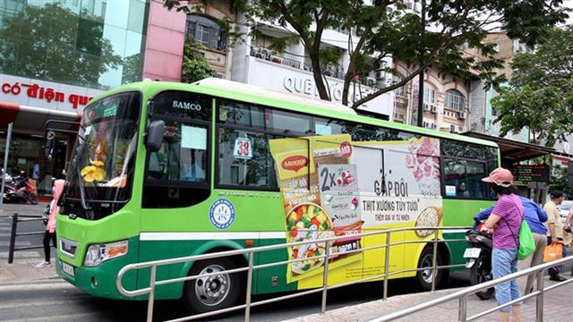 Bộ GTVT bác đề xuất mở tuyến bus mini tại TP.HCM