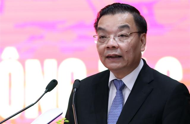 Bộ trưởng Chu Ngọc Anh làm Chủ tịch thành phố Hà Nội