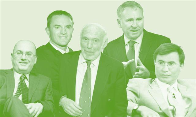 Các nhà quản lý quỹ kiếm tỷ USD nhờ chứng khoán