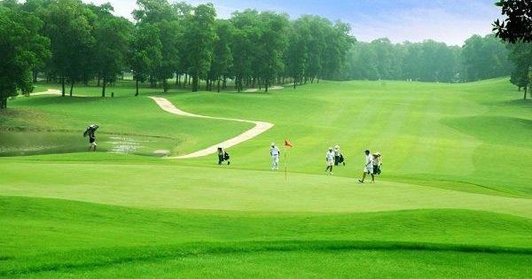 Cho phép làm 2 sân golf ở Quảng Nam và Lào Cai hơn 1000 tỉ đồng