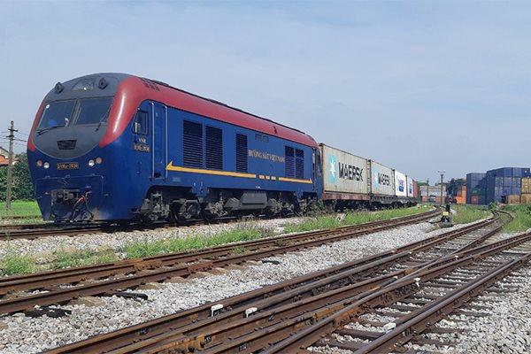 Cước vận tải biển tăng cao, mở tuyến vận tải đường sắt từ Việt Nam đi Bỉ