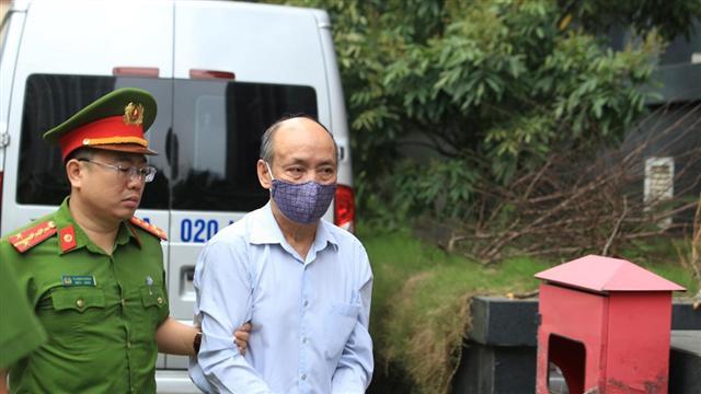 Đại án Gang thép Thái Nguyên: Cựu Tổng giám đốc TISCO đề nghị xét lại tội danh