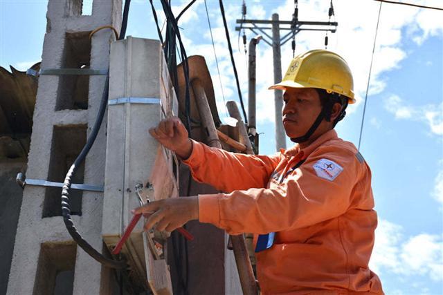 Điện một giá có thể cao nhất gần 2.900 đồng một kWh