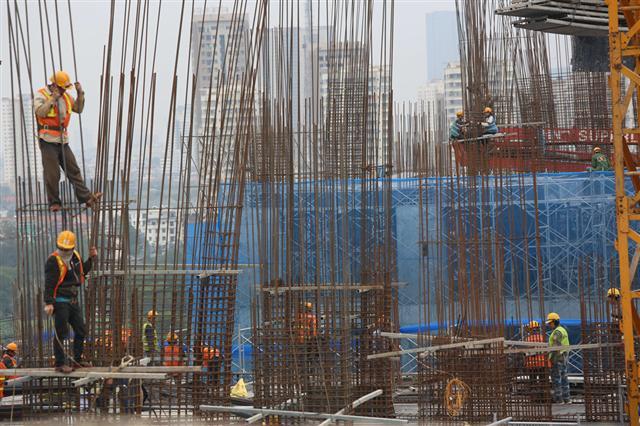 Gần 50% doanh nghiệp xây dựng dự báo khó khăn hơn trong quý 2