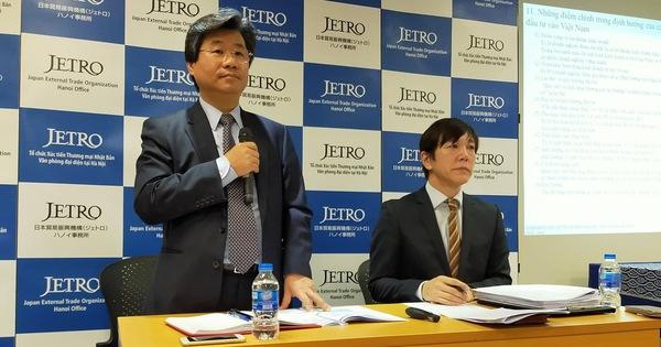 Gần 70% doanh nghiệp Nhật Bản muốn mở rộng kinh doanh ở Việt Nam