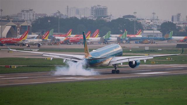 Giảm tần suất khai thác máy bay cỡ nhỏ đến Tân Sơn Nhất