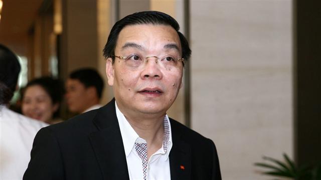 Hà Nội triệu tập họp bất thường bầu ông Chu Ngọc Anh làm Chủ tịch thành phố