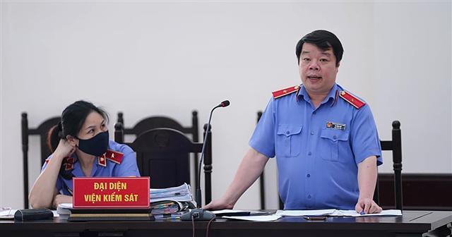 Không chấp nhận bồi thường 13 tỉ đồng thay Trịnh Xuân Thanh