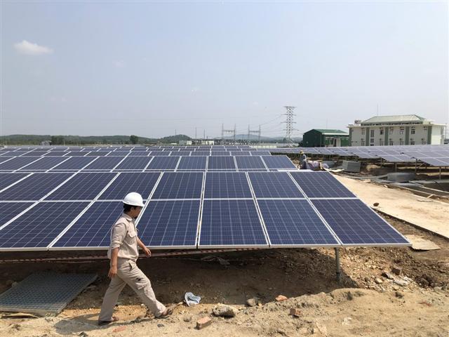 Lại bùng nổ đầu tư điện mặt trời