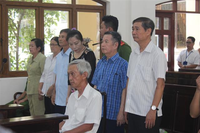 Nguyên Tổng giám đốc Công ty xổ số Đồng Nai bị tuyên phạt 16 năm tù