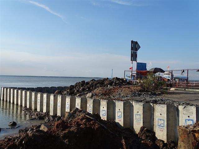 Phà biển đầu tiên ở Sài Gòn sắp hoạt động