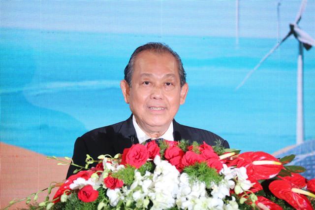 Phó thủ tướng Trương Hòa Bình chỉ đạo tại Hội nghị Xúc tiến đầu tư Bình Thuận