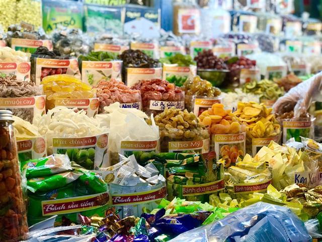 Số vụ vi phạm an toàn thực phẩm hàng qua Hàn Quốc giảm gần 70%