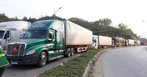 Tăng xuất khẩu chính ngạch, bớt rồng rắn chờ bán hàng sang Trung Quốc