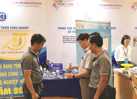 Tạo 'cầu nối' cho DN công nghiệp hỗ trợ trong nước phát triển
