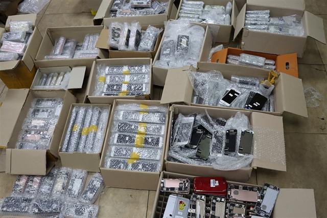 Tháng Tết Tân Sửu, hải quan xử lý hàng hóa vi phạm trị giá gần 260 tỷ đồng