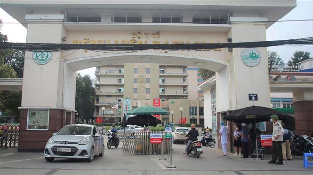 Thêm 3 bệnh nhân Covid-19 liên quan đến Bệnh viện Bạch Mai, đã đi nhiều nơi