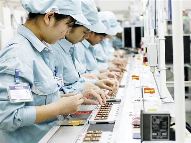 Thêm gần 5,5 tỷ USD vốn FDI, công nghiệp chế biến chế tạo dẫn đầu