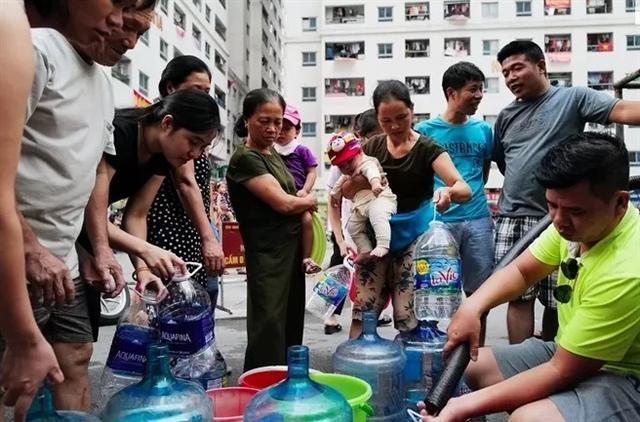 Thủ tướng yêu cầu điều tra nguyên nhân nước sông Đà ô nhiễm