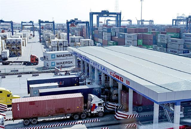 Tiết kiệm hàng nghìn tỷ đồng khi thông quan ở cảng Cát Lái