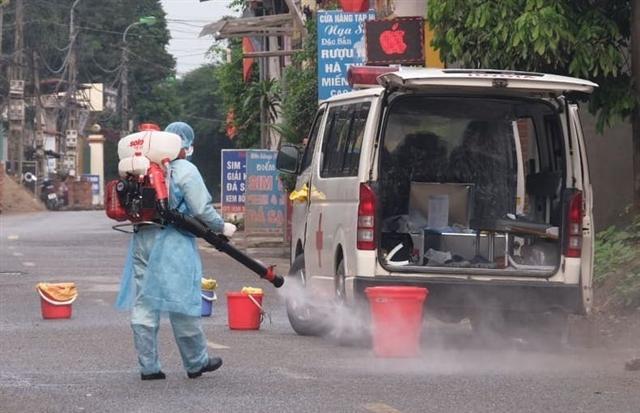 Toàn bộ công an một phường ở Hà Nội bị cách ly