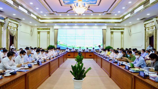 Tp.HCM đề xuất chủ động mua vaccine cho người dân