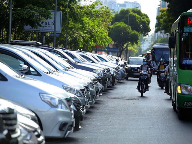TP.HCM: Nghiên cứu, đề xuất tăng thêm tuyến đường thu phí đỗ ô tô
