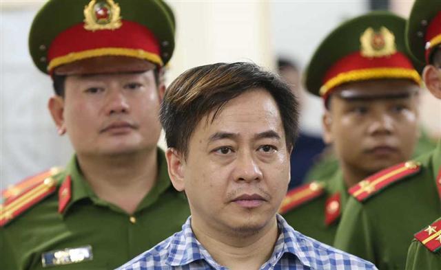 Truy tố cựu Phó tổng cục trưởng Tổng cục Tình báo tội nhận hối lộ
