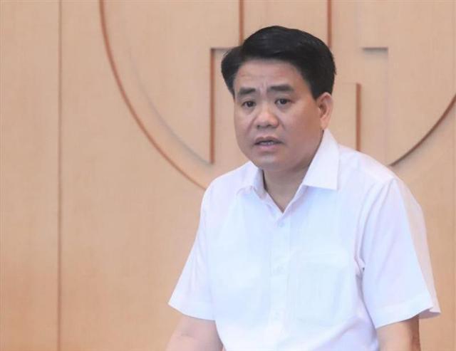 UBKT Trung ương đề nghị khai trừ Đảng ông Nguyễn Đức Chung