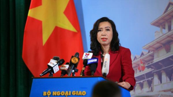 Việt Nam lên tiếng vụ H&M đăng bản đồ có