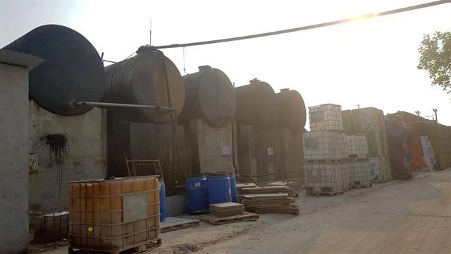 Xác định người cung cấp dầu thải