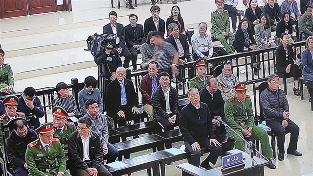 Xét xử thương vụ MobiFone mua AVG: Con gái ông Nguyễn Bắc Son xin vắng mặt