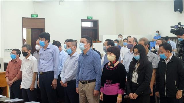 Xét xử vụ Gang thép Thái Nguyên: TISCO yêu cầu nhà thầu Trung Quốc thực hiện dự án