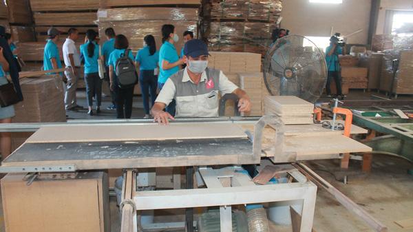 Xuất khẩu gỗ và đồ gỗ tăng 41,5% trong quý 1