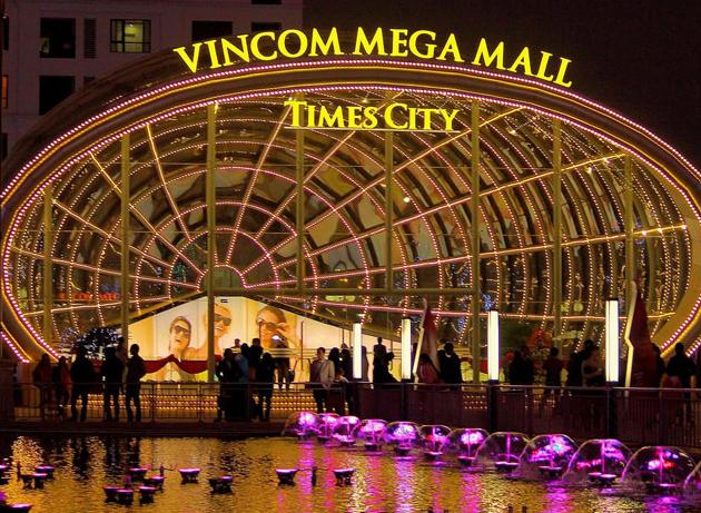 UBCKNN đã nhận hồ sơ đăng ký công ty đại chúng của Vincom Retail