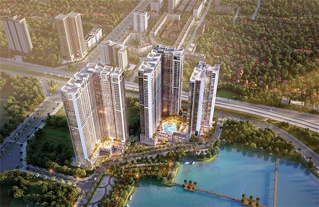 Vingroup thu 10.488 tỷ quý I nhờ chuyển nhượng bất động sản Vinhomes