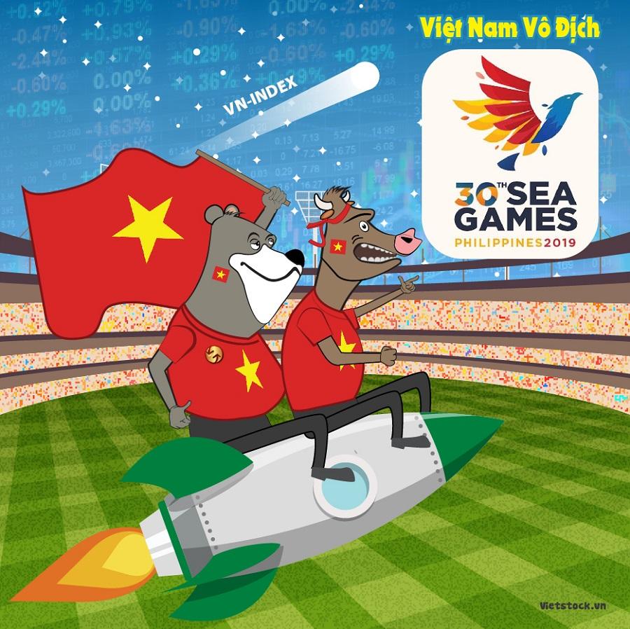 Việt Nam ăn mừng lịch sử: Bóng đá nam vô địch SEA Games 30
