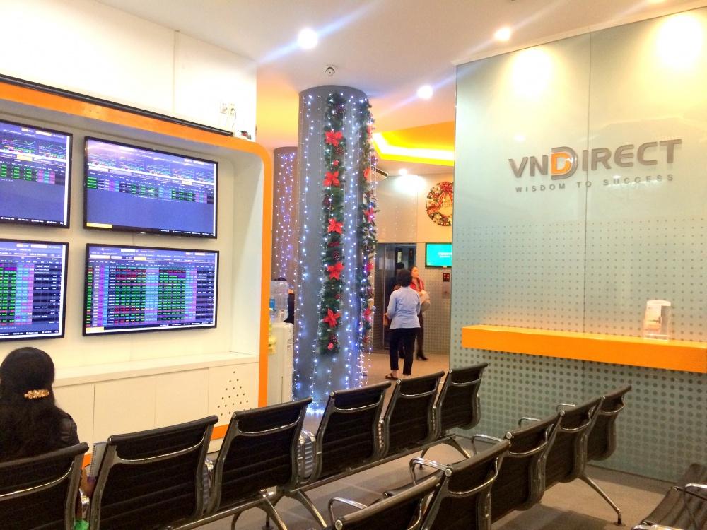 VND: Tăng vay nợ kéo lãi sau thuế 9 tháng đi xuống