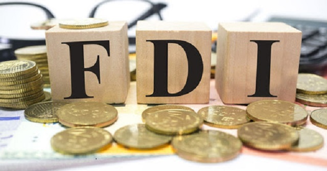Tổng vốn FDI vào Việt Nam trong quý 1/2020 giảm 20.9% so với cùng kỳ năm trước