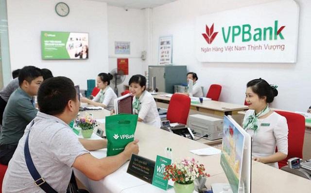 VPBank chốt quyền nhận cổ tức và cổ phiếu thưởng tỷ lệ 80%